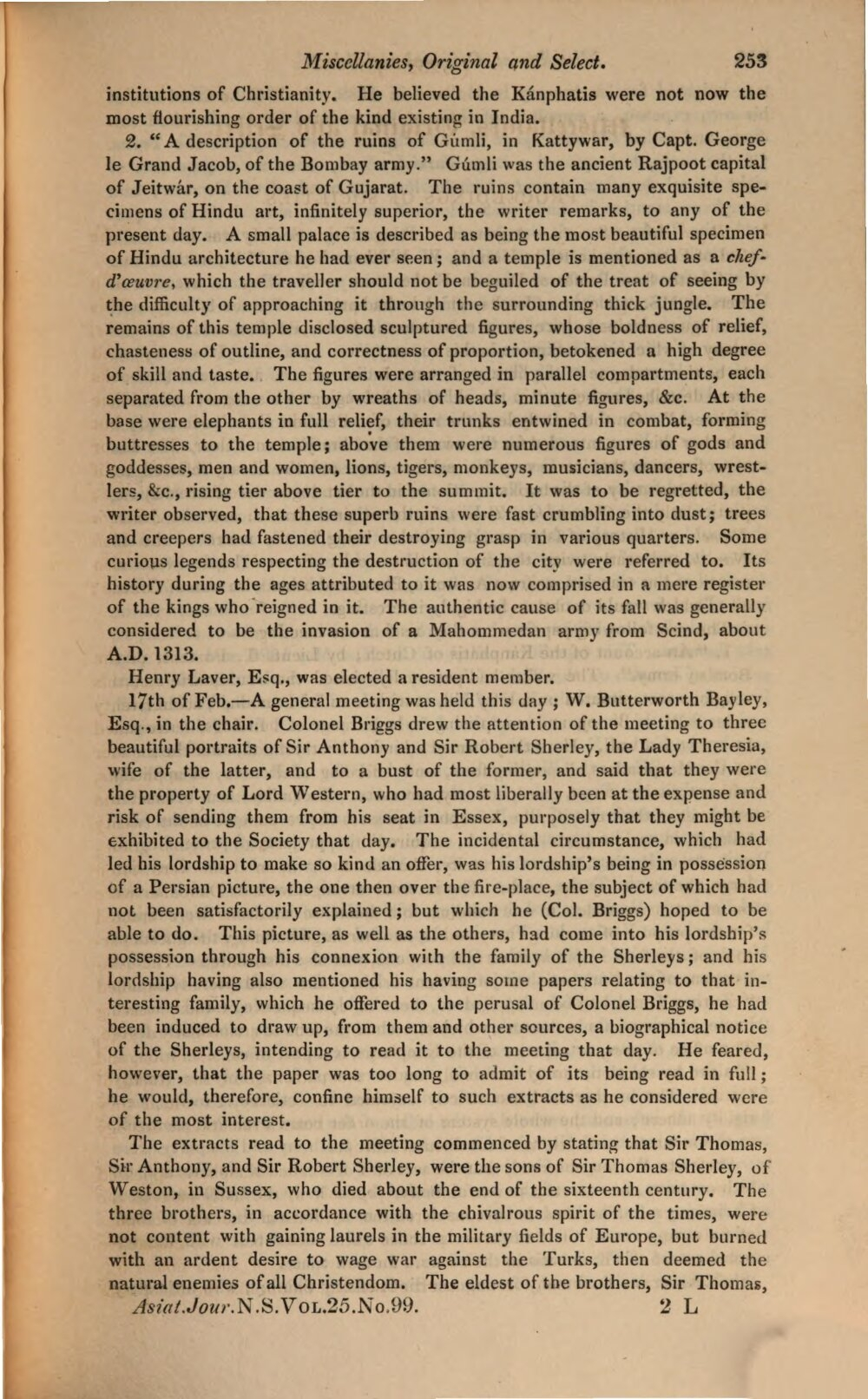 Theœ Asiatic journal and monthly register for British and foreign ...